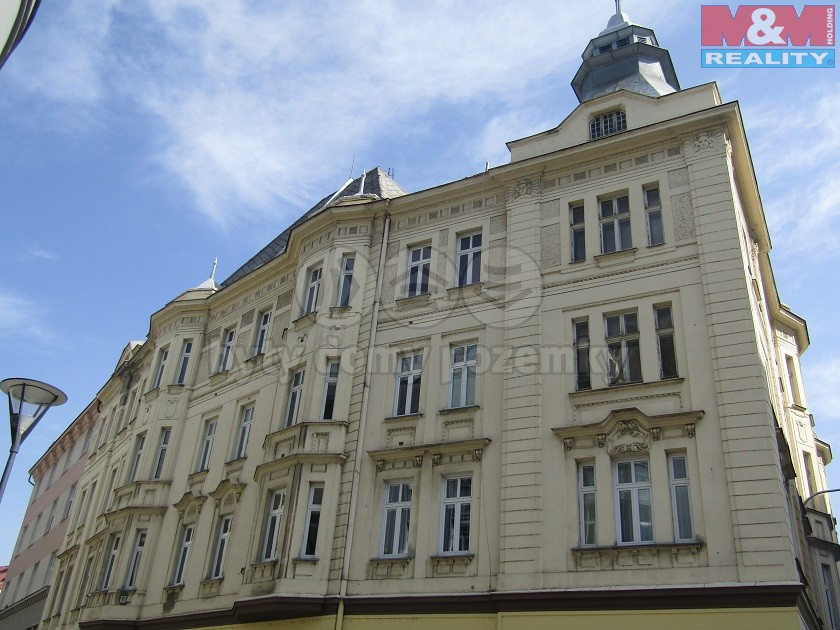 Prodej, byt 3+1, 120 m2, Moravská Ostrava, ul. Tyršova
