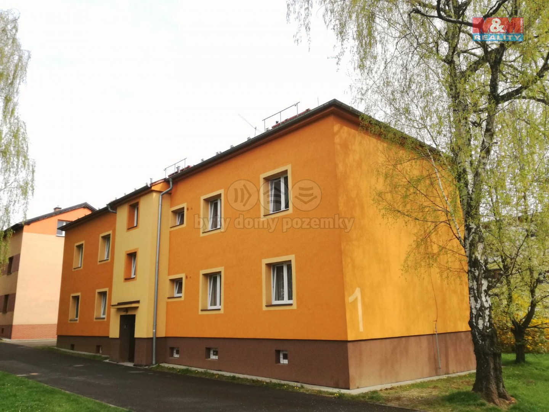 Pronájem, byt 2+kk, 42 m2, Ostrava, ul. Nová Osada