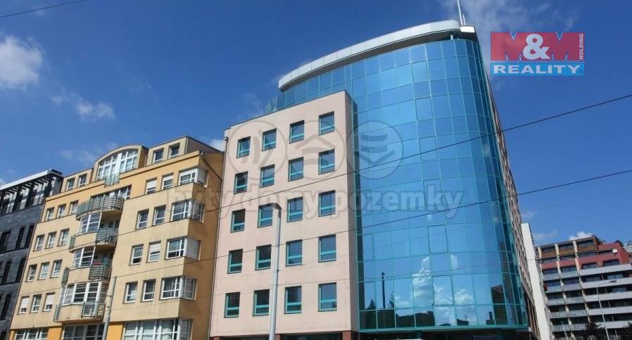 Pronájem, obchodní prostory, 83 m2, Praha - Vysočany