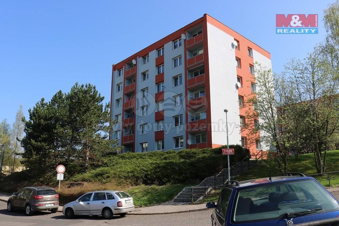 Prodej, byt 3+1, 81 m2, OV, Ústí nad Labem, ul. V Klidu