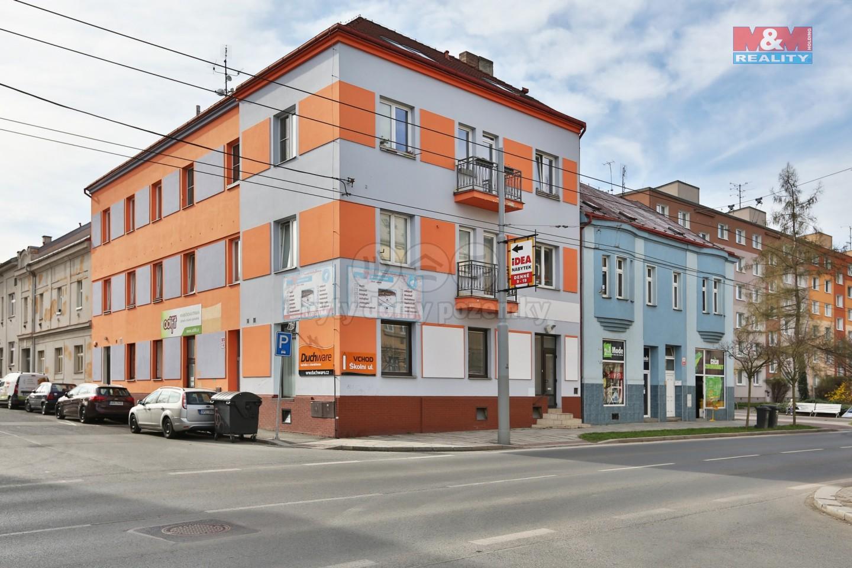 Prodej, byt 2+kk, 60 m2, Plzeň - Doubravka, ul. Školní