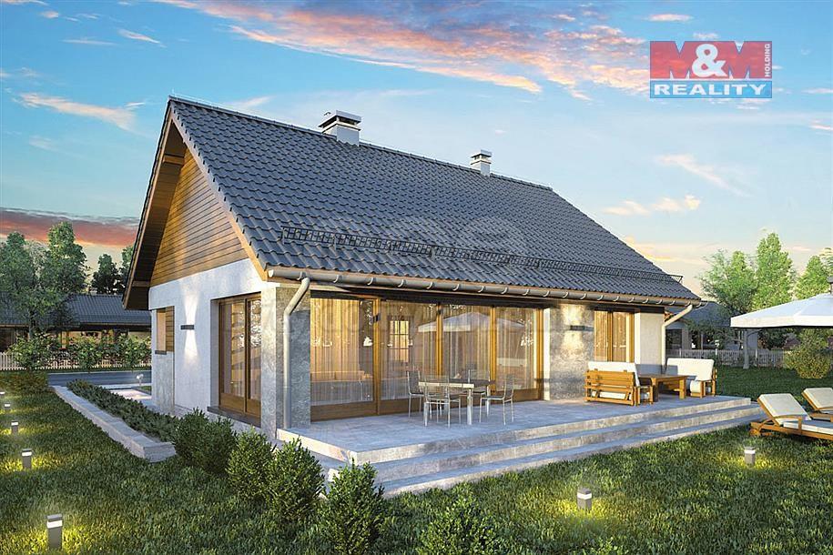 Prodej, dům na klíč, 1501 m2, Pyšely - Zaječice
