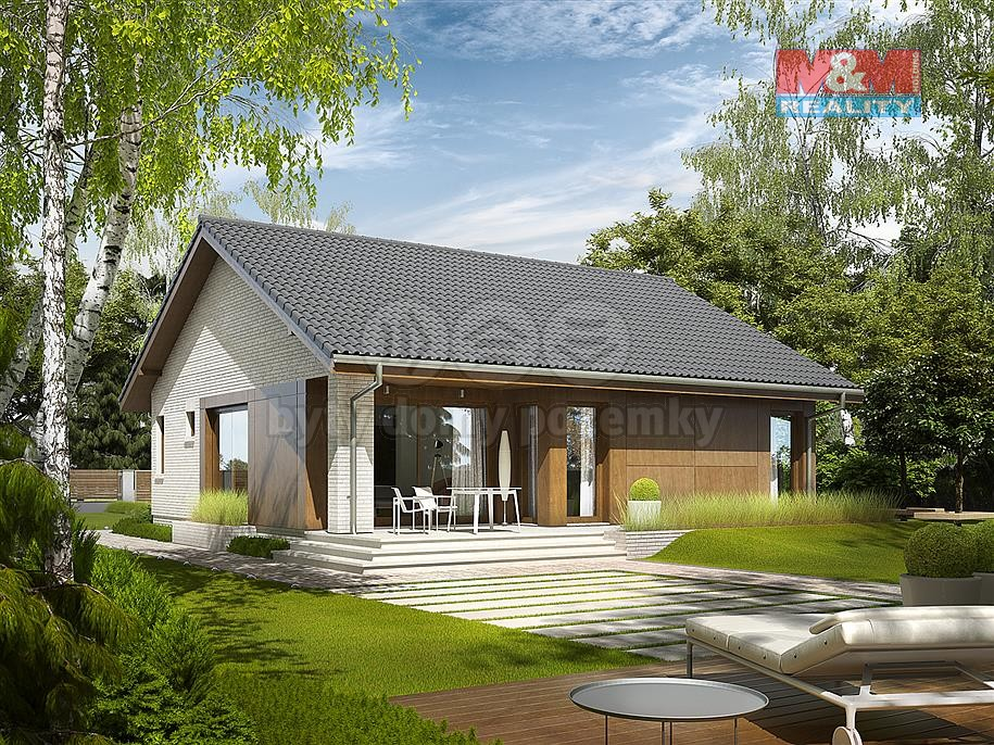Prodej, rodinný dům, 1500 m2, Pyšely - Zaječice