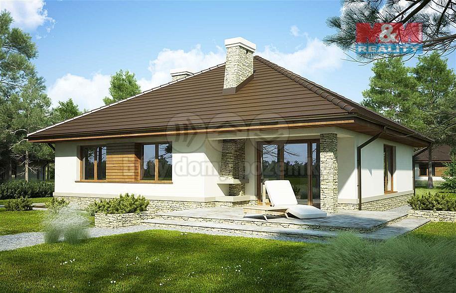 Prodej, rodinný dům na klíč, 1201 m2, Kunice