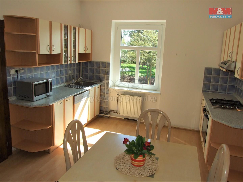 Prodej, byt 2+1, 68 m2, OV, Ústí nad Labem, ul. Klíšská