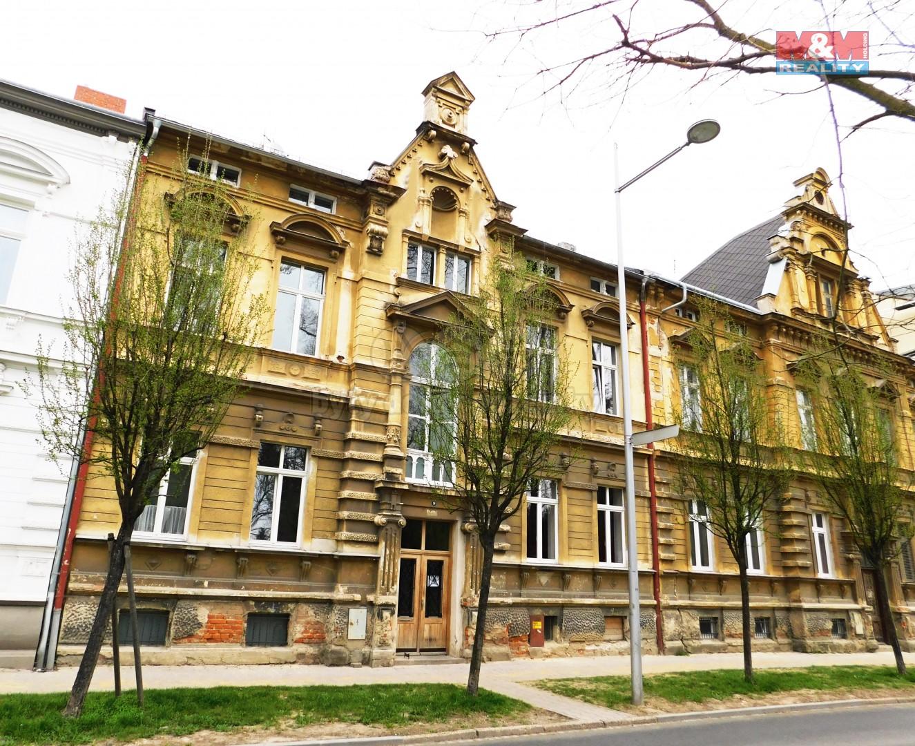 Prodej, byt 3+kk, 62 m2, Opava, ul. Husova