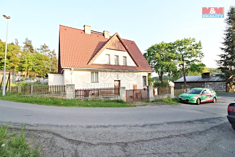Prodej, rodinný dům, 5+1, Česká Lípa, ul. K Pastvinám