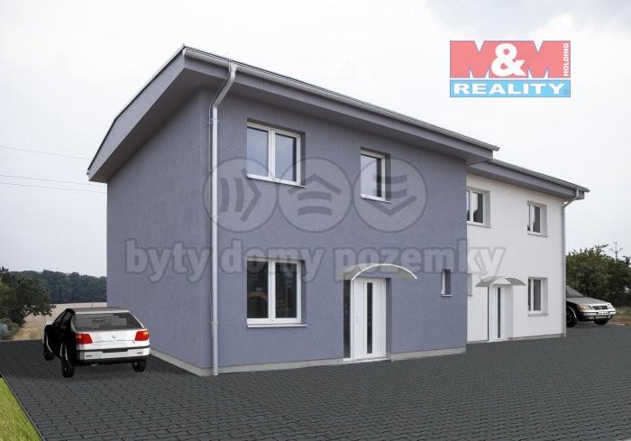Prodej, novostavba 4+kk, 828 m2, Děhylov