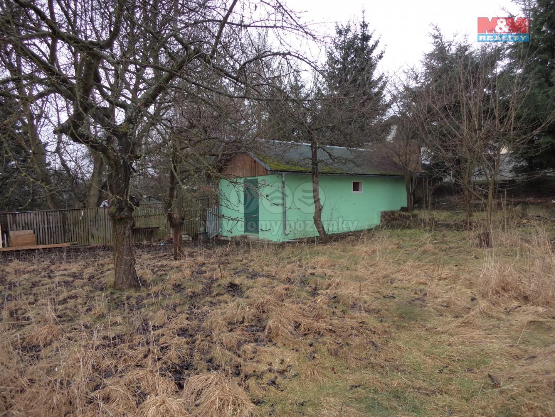 Prodej, zahrada 526 m2, Karlovy Vary