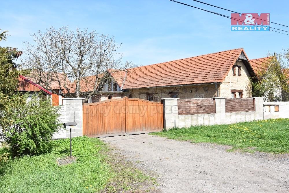Prodej, rodinný dům, 2914 m2, Mečíř