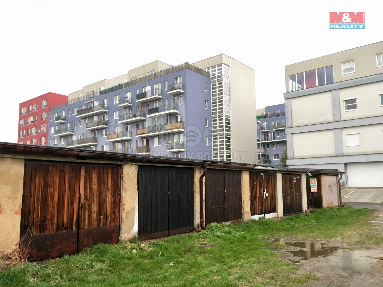 Prodej, garáž, 18 m2, Praha 10 - Michle, ul. Novobohdalecká