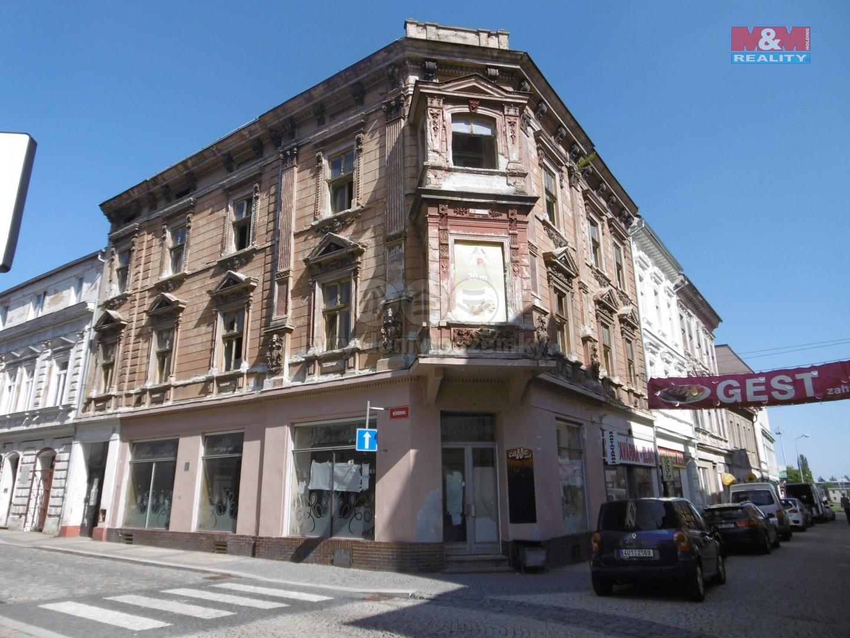 Prodej, komerční prostory, 299 m2, Chomutov, ul. Nerudova