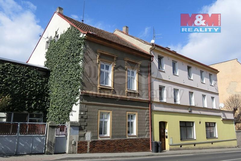 Pronájem, byt 3+1, 80 m2, OV, Bílina, ul. Mostecká