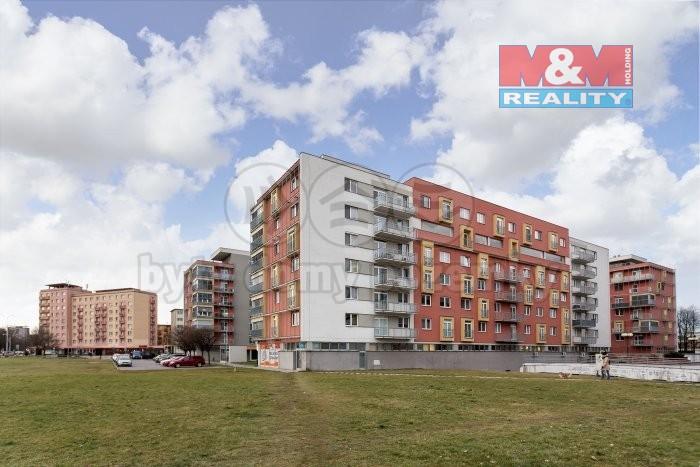 Pronájem, byt 2+kk, Ostrava - Poruba, ul. U Soudu