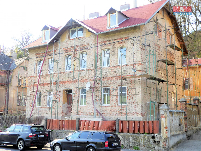 Prodej, byt 3+KK, 57 m2, Dalovice, ul. Bohatická