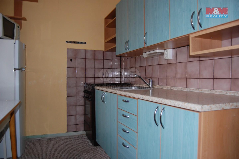 Prodej, byt 3+1, 68 m2, Uničov