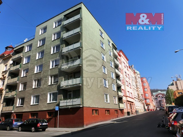 Prodej, Byt 2+1, 61m2, Děčín - Podmokly, ul. Palackého