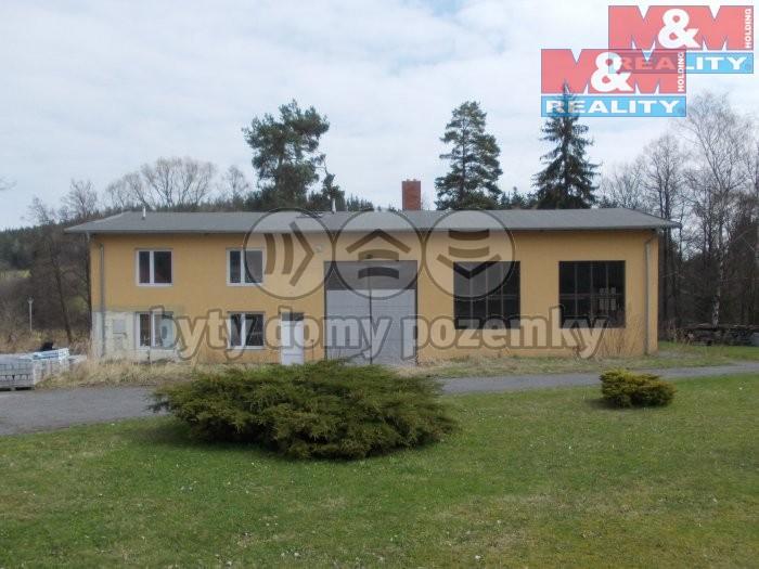 Prodej, komerční objekt, 431 m2, Krásné