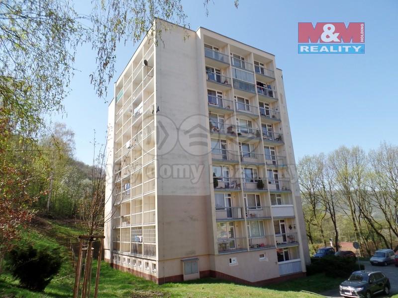 Prodej, byt 1+1, 44 m2, OV, Ústí nad Labem - Střekov