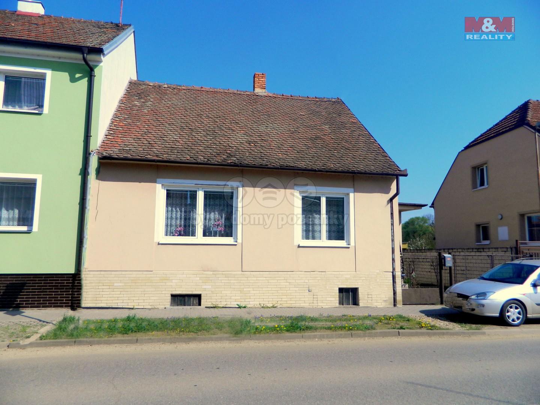 Prodej, rodinný dům 3+1, 180 m2, Vranovice
