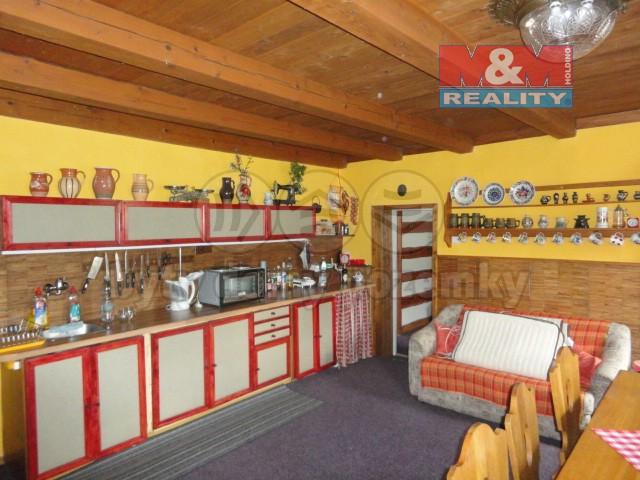Prodej, chata 5+1, 480 m2, Oskava - Třemešek