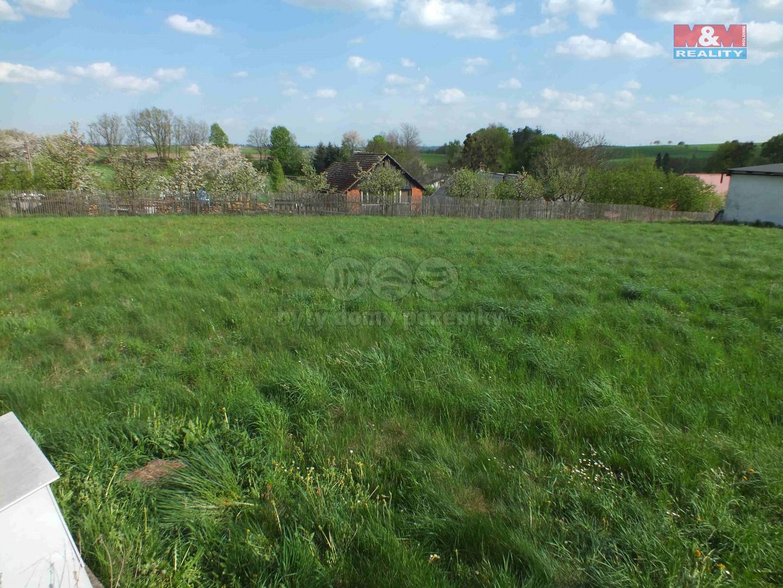 Prodej, zahrada, 1095 m2, Melč