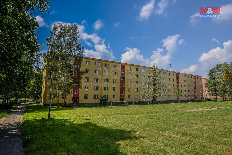 Prodej, byt 3+1, 60 m2, Karviná, ul. tř. Těreškovové