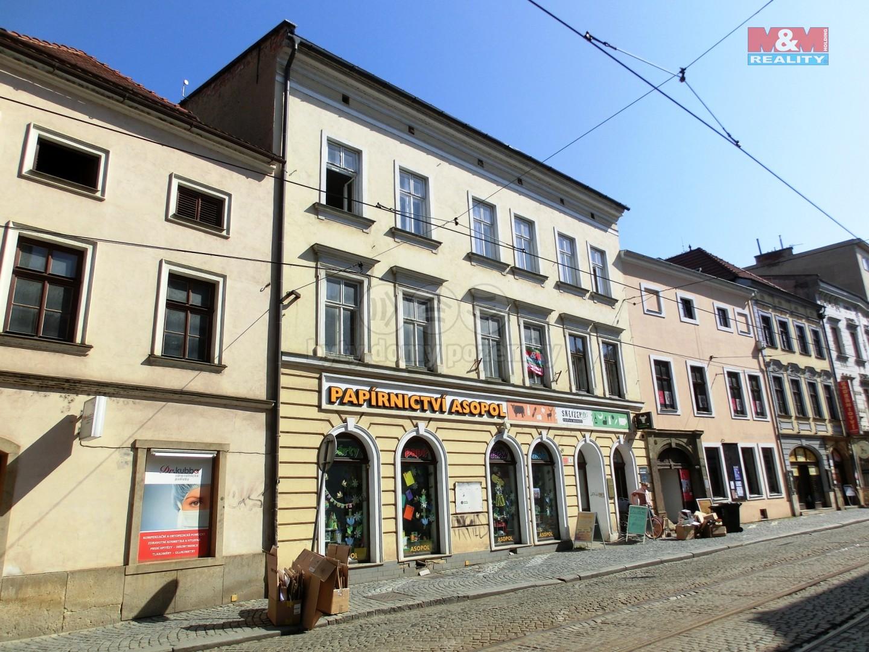 Prodej, byt 2+kk, 75 m2, Olomouc - ulice 8. května