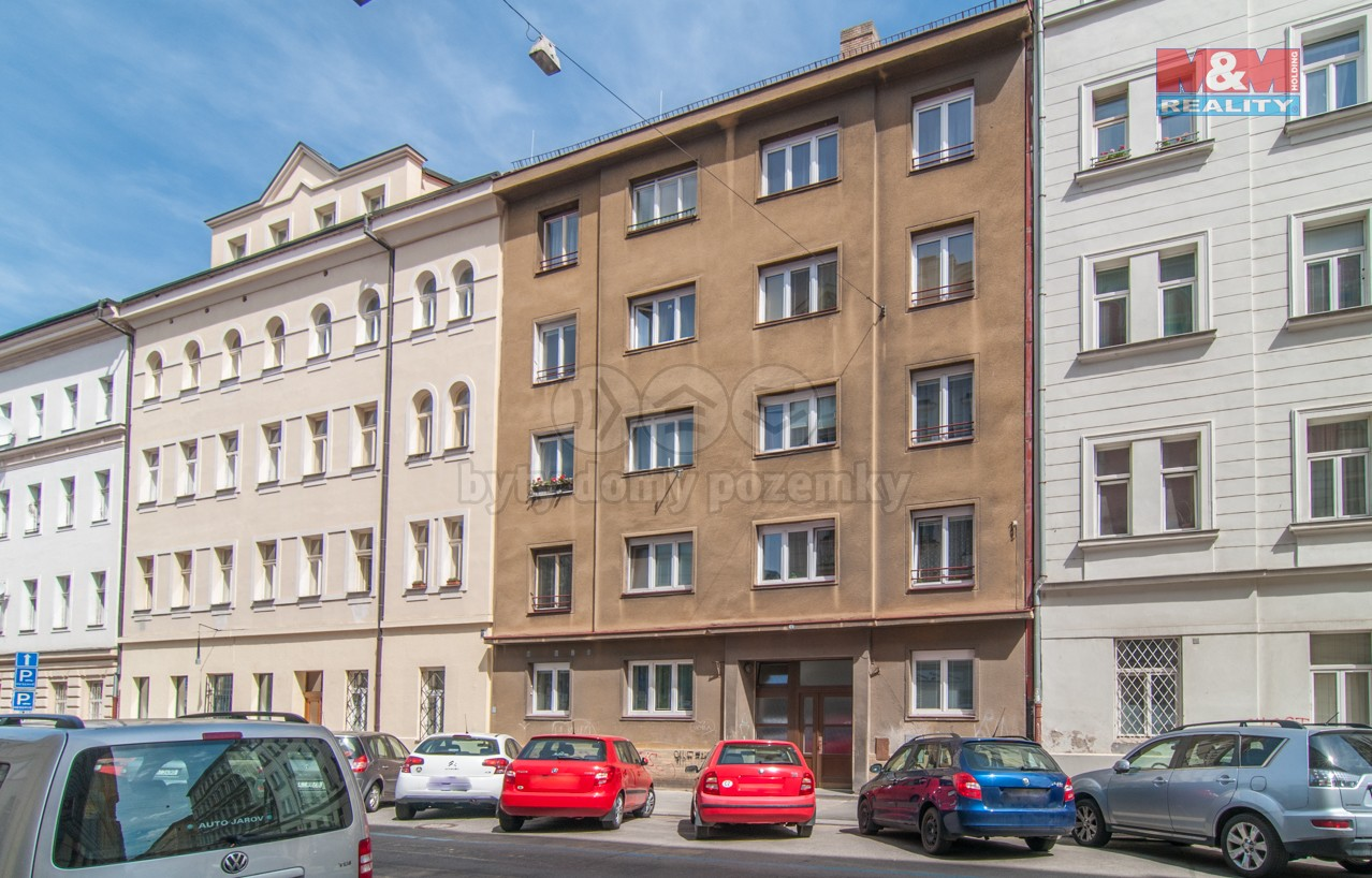 Prodej, byt 2+1, 71 m2, OV, Praha 7 - Holešovice