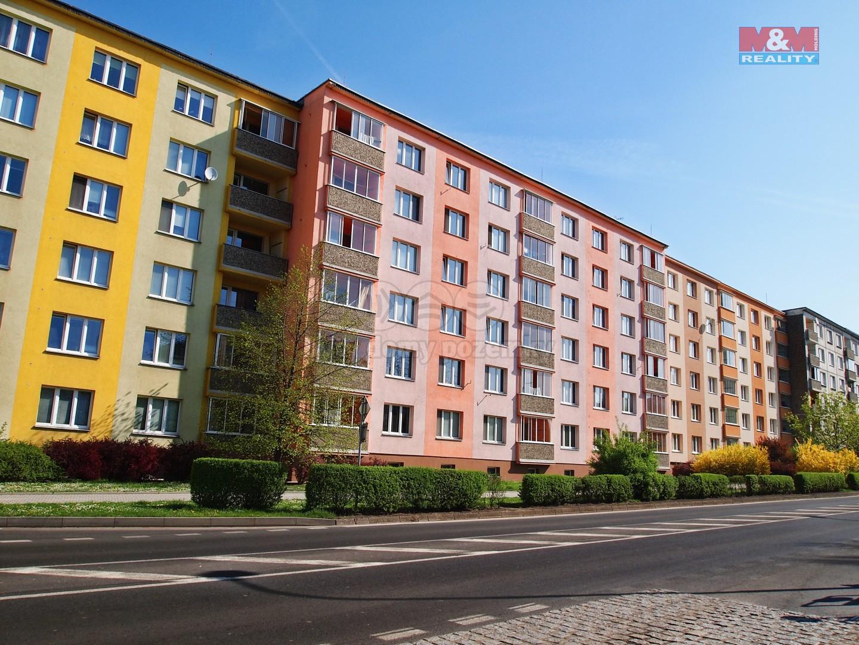 Prodej, byt 2+1, 62 m2, OV, Louny, ul. Kosmonautů