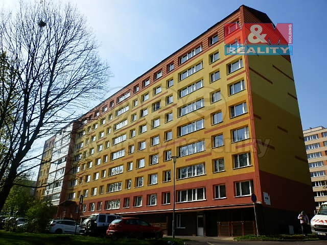 Prodej, byt 3+1, 55 m2, OV, Most, ul. Moskevská