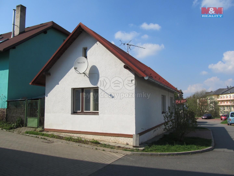 Prodej, rodinný dům 4+1, Havlíčkův Brod, ul. Vagonova