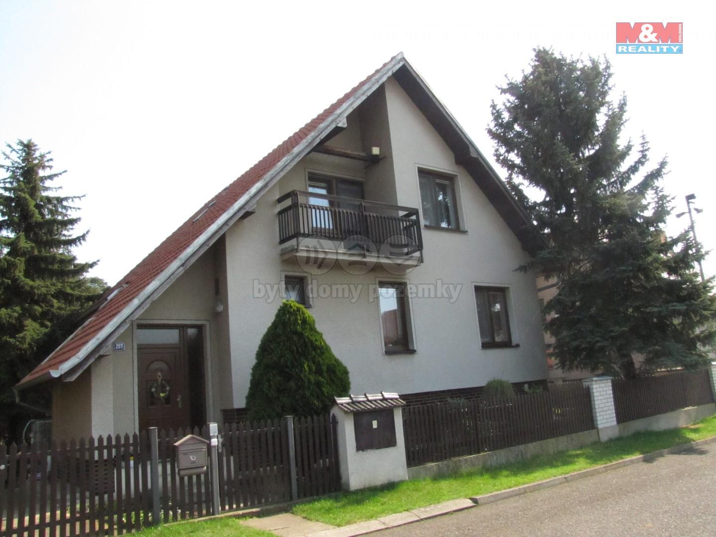 Prodej, rodinný dům 5+1, Vědomice, ul. Slepá