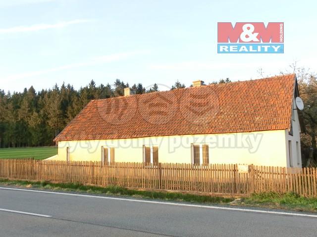 Prodej, rodinný dům, Svojkovice