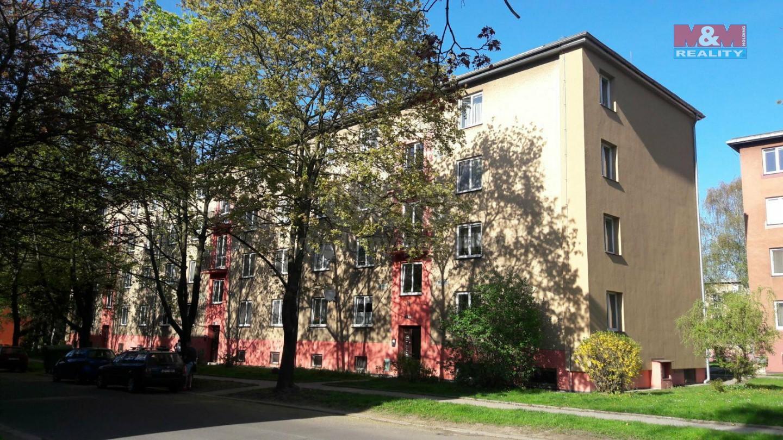 Prodej, byt 2+1, 60 m2, Ostrava - Zábřeh, ul. Krásnoarmejců