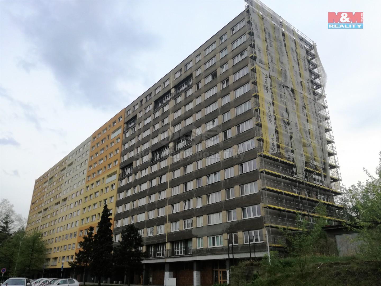 Prodej, byt 1+1, 34 m2, Ostrava, ulice Nádražní