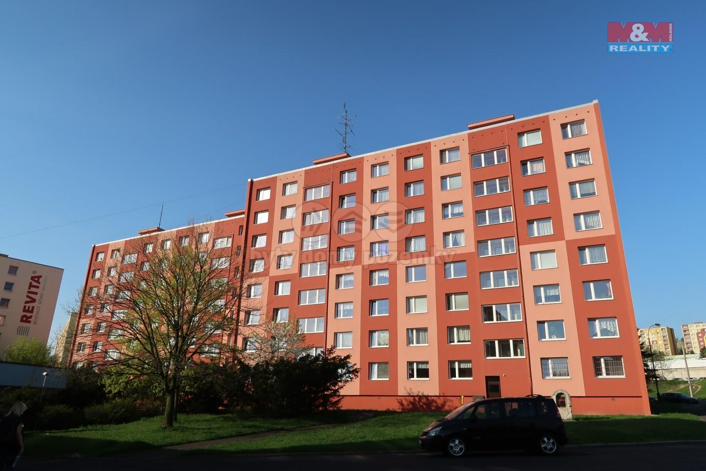 Prodej, byt 1+1, Chomutov, DV, 36 m2, ul. Písečná