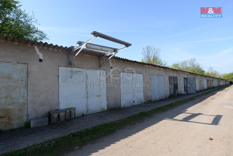 Prodej, garáž, 24 m2, Pardubice - Popkovice