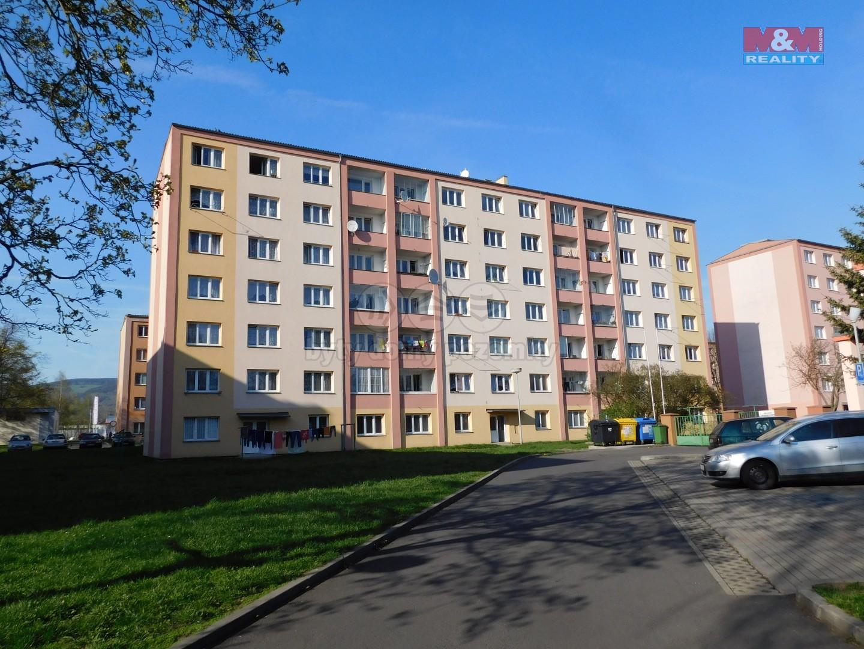 Prodej, byt 2+1, 57 m2, Ostrov, ul. Severní