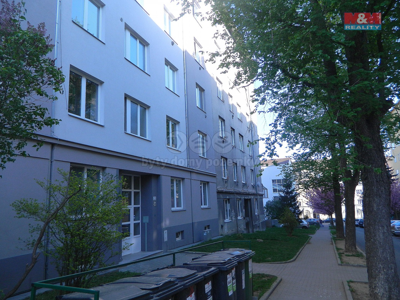 Prodej, byt 1+1, 54 m2, Brno - Černá Pole, ul. Ryšánkova