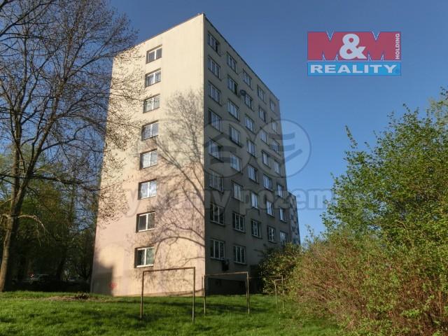 Prodej, byt 2+1, 57 m2, Orlová, ul. Kpt. Jaroše