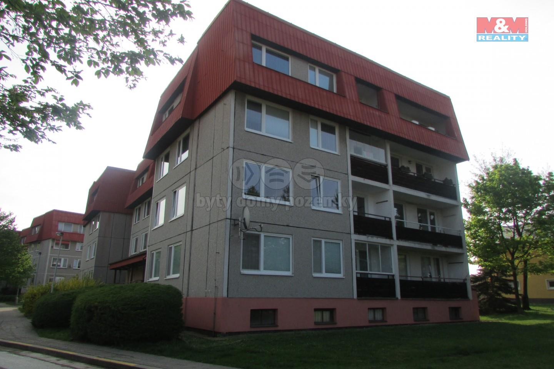 Pronájem, byt 3+1, 90 m2, Praha 9 - Horní Počernice