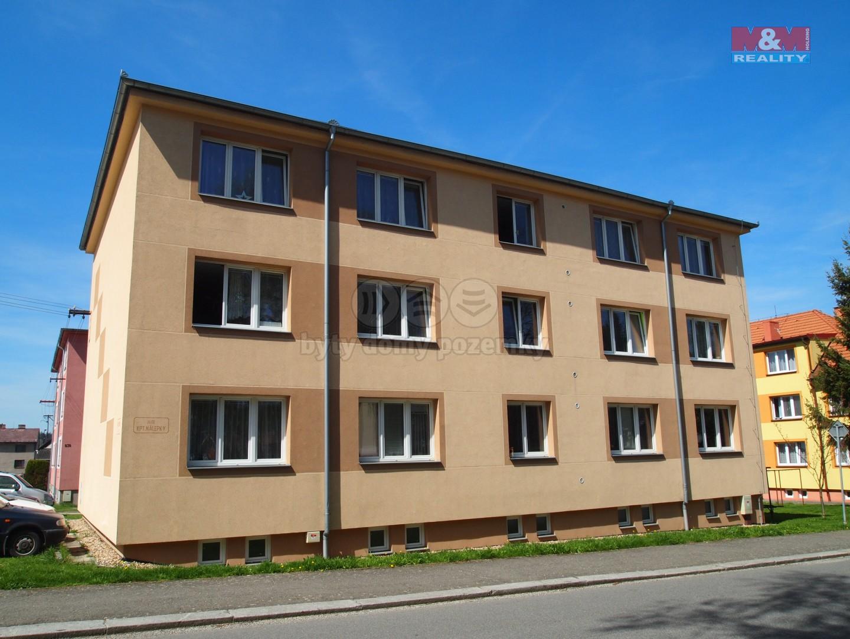 Prodej, byt 2+1, 58 m2, Milevsko, ul. Kpt. Nálepky