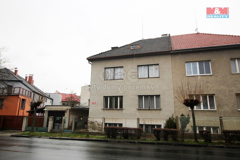Prodej, rodinný dům, Přerov, ul. gen. Štefánika