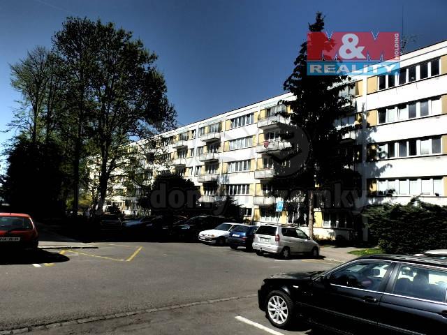 Prodej, byt 1+1, 28 m2, Pardubice