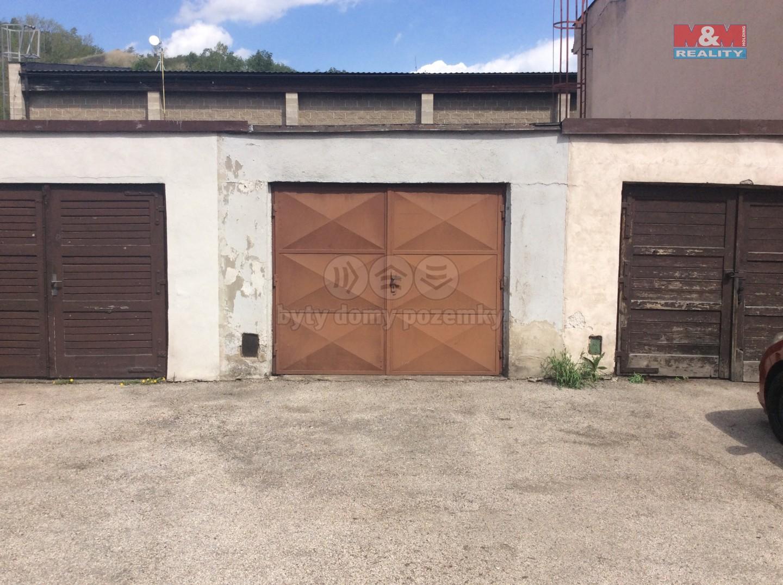 Prodej, garáž, 22 m2, Ostrava - Přívoz