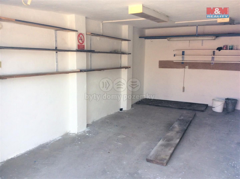 Prodej, garáž, 21 m2, Prostřední Suchá