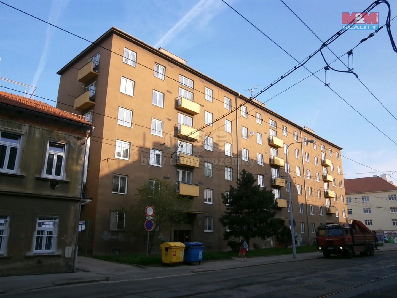 Pronájem, byt 2+1, 52 m2, Brno, ul. Vranovská