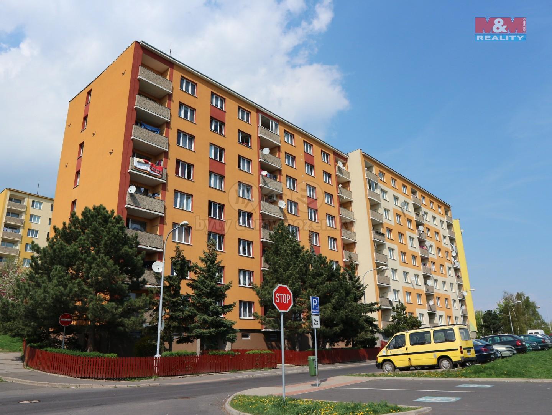 Prodej, byt 2+1, 59 m2, OV, Chomutov, ul. Kamenná