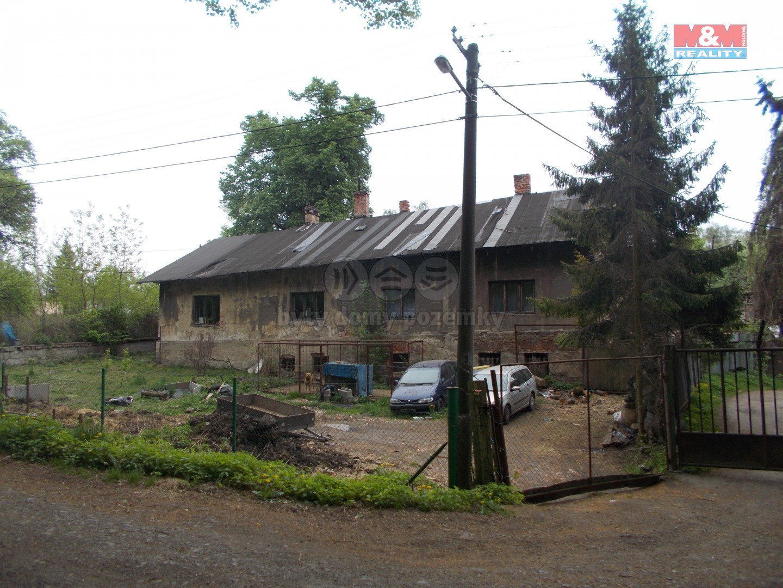 Prodej, rodinný dům, 871 m2, Slezská Ostrava